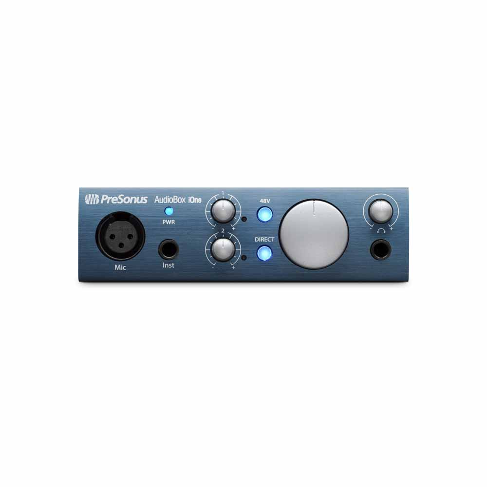 presonus audiobox_ione-front