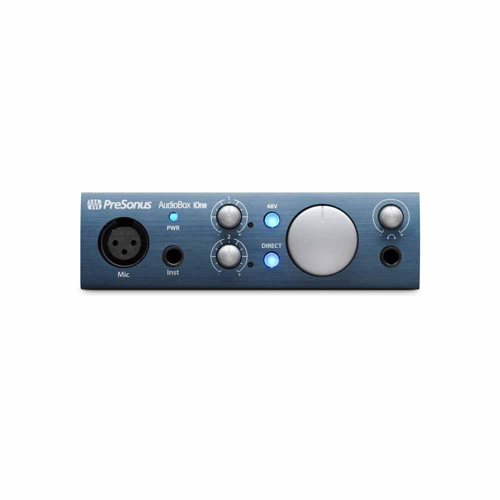 presonus audiobox_ione-front