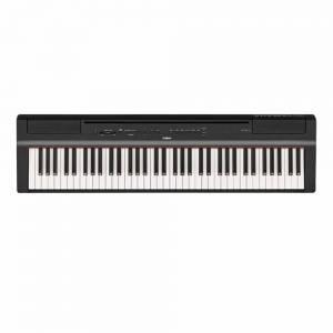 YAMAHA-DIGITAL-PIANOS-P-121-BLACK