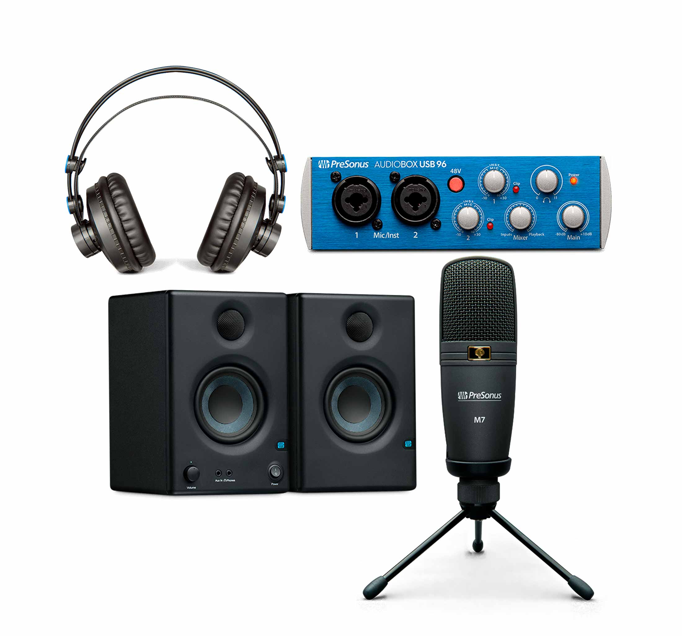 Presonus-AudioBox-96-Studio-Ultimate