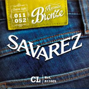 SAVAREZ-ACOUSTIC-Bronze-A130CL