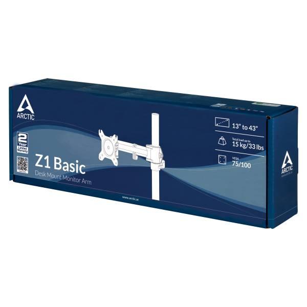 Стойка за монитор ARCTIC Z1 BASIC 2